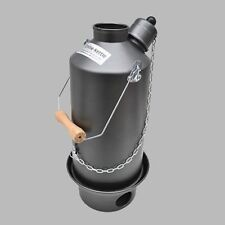 Adventurer 1.5l Hard Anodised Ghillie Kettle Outdoor Camping Prepper Fishing