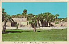 Fort De Soto Park on Mullet Key, near St. Petersburg, Florida - Built in 1898