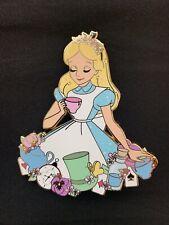 Alice In Wonderland Tea Time Fantasy Pin