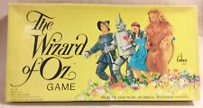 Wizard of Oz Board Game by Cadaco Toys 1974