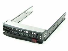 """Supermicro 3.5"""" HDD Caddy Tray installazione-quadro mcp-220-00024-0b mcp-220-00075-0b"""