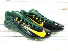 Nike Football Cleats New Size 15 Fly wire Vapor Carbon 2.0 Black Green Yellow