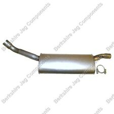 JAGUAR XJ8 X308  REAR EXHAUST SILENCER L.H SUPPLIED WITH EXHAUST CLAMPS