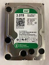 """WD Caviar Green 3TB 3.5"""" Desktop Hard Drive WD30EZRX 100% Health/performance"""