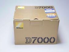Nikon D7000 16.2MP Digital SLR Camera - Black (Body Only)