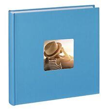 Hama fine Art Album fotografico 30 x 30 cm Azzurro (o0x)