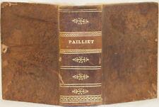 JEAN BAPTISTE JOSEPH PAILLIET MANUEL DE DROIT FRANCAIS 1826 DIRITTO COSTITUZIONE