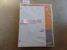 CASE 650K Crawler Parts Catalog Manual 7-7611NA