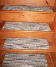13  Step  9'' x 30'' + Landing 30'' x 30'' In/Outdoor Stair Treads Non-Slip .
