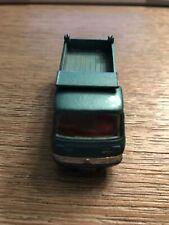 Tomica 35 Isuzu Elf Dump Truck 1:67 Die-cast Japan Made Vintage Pocket Car Rare