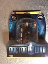 """DOCTOR WHO 'UNCLE' 5""""  ACTION FIGURE FROM """"THE DOCTOR'S WIFE- CHARACTER OPTIONS"""