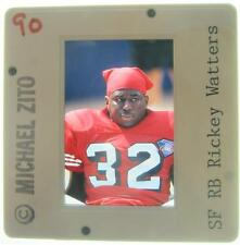 RICKY WATTERS San Francisco 49ers Philadelphia Eagles Seahawks ORIGINAL SLIDE 4
