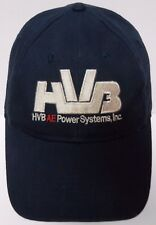 HVB AE POWER SYSTEMS Electrical Equipment Circuit Breakers Advertising Hat Cap