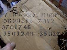 GENUINE MOPAR 3609285 A/C COMPRESSOR RV/2 DODGE DART VAN PLYMOUTH CHRYSLER