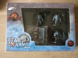 AT43 Rackham - Jam Tac Arms Unit Box UNTA04 |NEUF|