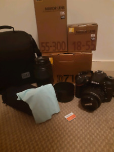 Nikon D7100 Full Photographic Package Deal