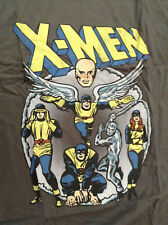 X-MEN GATHER ROUND by JACK KIRBY CLASSIC T-SHIRT XL 46-48 NEW MARVEL(CYCLOPS 123