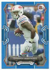 2015 Bowman Blue 5 Sammy Watkins 23/99 Buffalo Bills