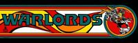 Warlords Arcade Marquee – 26″ x 8″