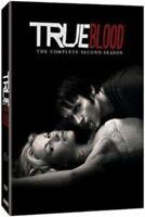 Anna Paquin, Stephen Moyer-True Blood: Season 2  (UK IMPORT)  DVD NEW