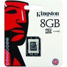Tarjetas de memoria clase 4 para teléfonos móviles y PDAs con 8 GB de la tarjeta