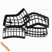 Scooter Front & Rear Indicator Grill Cover Guards For Vespa P PX VSX VNX Stella
