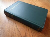 Policy and Arms - Colonel Repington *very good 1924 1st edition Hardback*