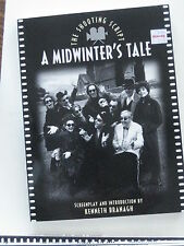 The Shooting Script A MIDWINTER'S TALE by Kenneth Branagh - softcover