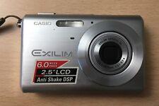 Casio Exilim EX-Z60 Digital Kompakt Kamera
