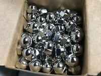 "100 PC Steel 1/4"" - 20 Acorn Nuts"