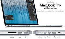 Apple MacBook Pro 15 RETINA | A1398 | i7 2.0-8GB-256GB Mac 2013 Laptop Notebook