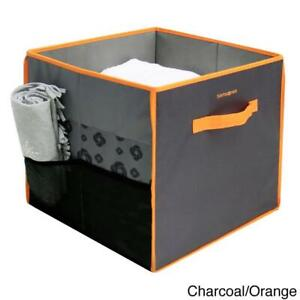 Samsonite Collapsible Storage Cube, Variety Color