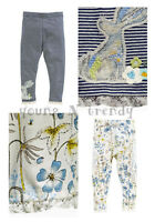 BNWT NEXT 12-18-24 months girl 5-6 years 2 LEGGINGS SET *RABBIT/MEADOW/STRIPES