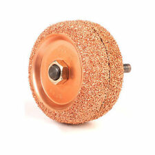 "Back to Back Tire Patch Buffing Wheels, 2-1/2"" 3/8"" arbor hole, repair buffer"