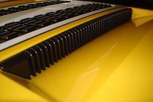 Ford GT super car GT40 OEM billet side vents