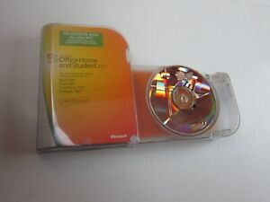 Microsoft Office Home and Student 2007 WITH KEY