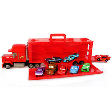 Disney Pixar Cars Portable NO.95 Mack Truck Container Kids Toy Gift Boxed 51cm