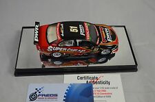 1:43 Scale #51 Greg Murphy 2005 Super cheap Auto Holden VZ Commodore