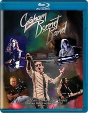 GRAHAM BONNET of RAINBOW New Sealed 2017 LIVE 2016 ITALY CONCERT BLU RAY
