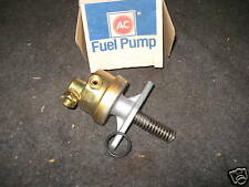 NOS AC FUEL PUMP 1980 - 1981 CHEVY BUICK OLDS PONTIAC