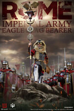 HH model & HaoYu TOYS ROME Imperial Army Aquilifer EAGLE FLAGE BEARER 1/6 FIGURE