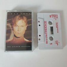 JOHN FOXX THE GOLDEN SELECTION CASSETTE TAPE VIRGIN UK 1983