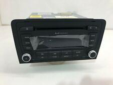 Audi A3/S3 (8P) CD-MP3 Autoradio Concert II+ 8P0057186GX 7647253680 wie NEU
