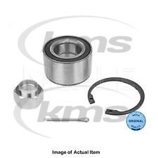 New Genuine MEYLE Wheel Bearing Kit 29-14 650 0003 Top German Quality