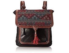 The Sak Ventura Convertible Backpack Purse Crossbody Shoulder Bag Handbag EUC
