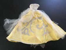 Vintage Barbie Yellow Cinderella Dress