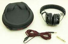 V-MODA Crossfade M-80 Vocal On-Ear Noise-Isolating Metal Headphones - Free Ship