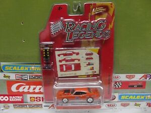 JOHNNY LIGHTNING 1:64 RACING LEGENDS ORANGE RIGHTEOUS JUDGE   (17)