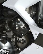 Kawasaki ZX6 R 2010 R&G Racing RHS Starter Engine Case Cover ECC0037BK Black