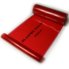 19,97€/m² Projecteurs Protection Rouge 30x100cm film coloré 3 3 couches